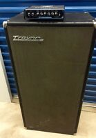 Traynor bass amp and cab