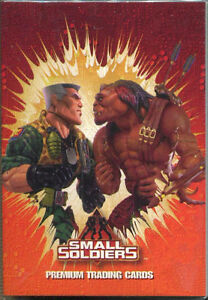 1998 SMALL SOLDIERS 90 CARD SET