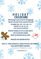 Winter Break Childcare