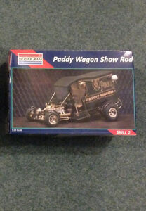Monogram 1/24 Scale 1912 Paddy Wagon Show Car Model Kit