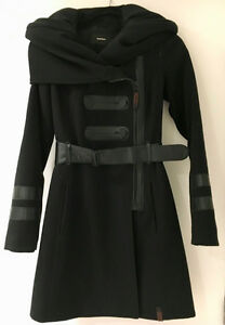 Manteau RUDSAK XS Noir – Négociable