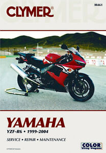 Clymer Shop Manuals For Yamaha Motorcycles