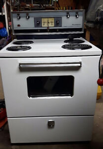 Kenmore oven with hood
