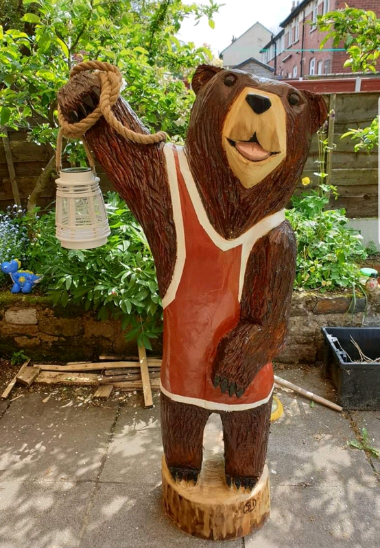 Bearchainsaw Carving In Bolton Manchester Gumtree