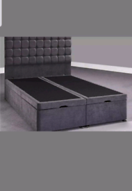 BRAND NEW DIVAN OTTOMAN STORAGE BED + FREE DELIVERY!