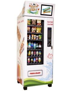 Max Healthy Vending Machine For Sale