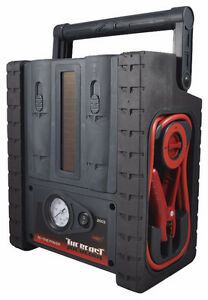 "Mobile Power ""Beast"" 15-in-1 Power Source, New"