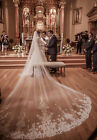 Unbranded Cathedral Wedding Veils
