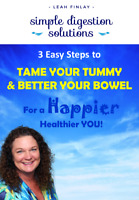 """Say """"Bye-Bye"""" to Diverticulitis, Colitis, IBS & digestion issues"""