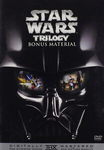 Star Wars Trilogy Bonus Material (DVD)