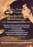 VENDORS WANTED FOR marketplace