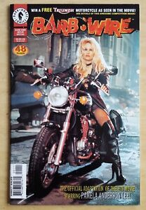 Barb Wire Movie Special (1996) comic book