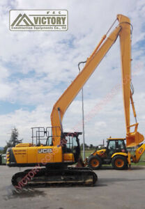 Excavator Long Reach Boom Stick