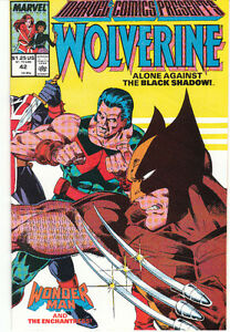 Marvel Comics Presents Wolverine #39,40,41,42 - all 4 for $5 Peterborough Peterborough Area image 4