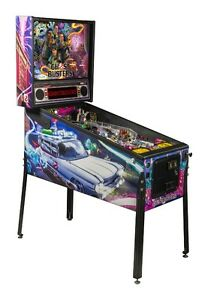 GHOSTBUSTERS PRO EDITION PINBALL