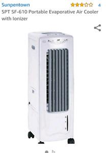 Spt air cooler