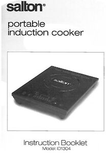 Induction top cooker