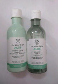 Aloe Toner and Cleanser