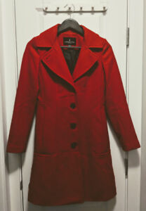 Women's winter coat from Hudson Bay