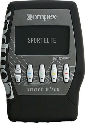 Compex Sport Elite Electrical Muscle Stimulator