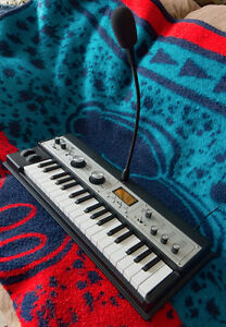 MicroKorg XL Synthesizer Vocoder