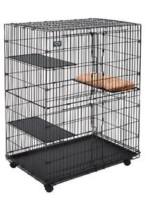 Cat Play Pen Crate Cage