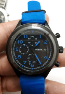 Fossil Chronograph - Brand New