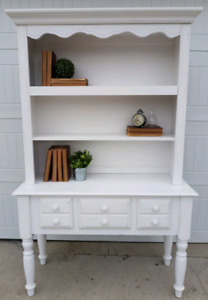Refinished Display Hutch