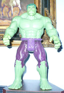 Action Figures - The Hulk -The Thing - Star Wars Watto -A1