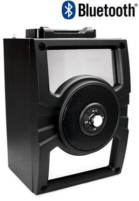 ALTAVOZ BLUETOOTH PORTATIL JACK PARA MICROFONO KARAOKE ALTAVOCES INALAMBRICO USB