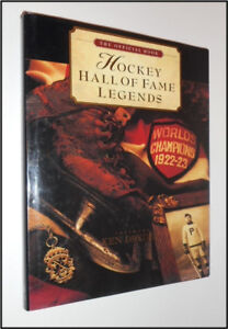 The Official Book - Hockey Hall of Fame Legends