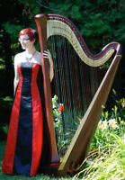 Professional Harpist Available for Weddings and Special Events