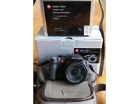 Leica V-Lux2 Super Zoom Digital Camera