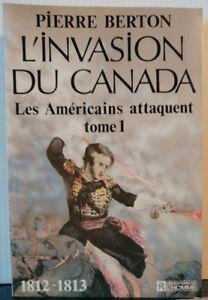 L'invasion du Canada. Les métis canadiens