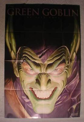 Green Goblin Promo Poster  Alex Ross  24 X36   2008  Unused  More In Our Store