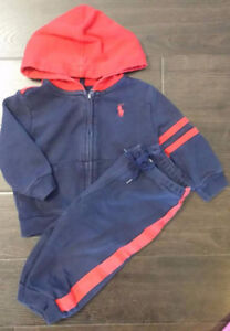 Fall clothing (baby boy size 12 mo)