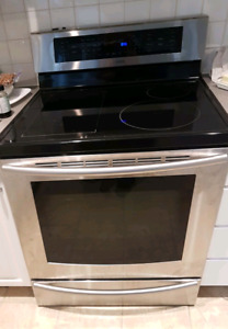 Induction Samsung oven