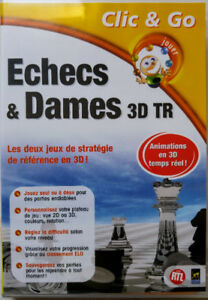 Echecs & Dames   / Checkers & chess 3D