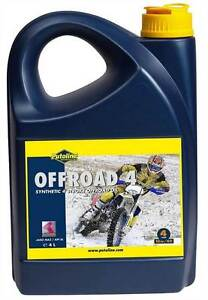 Putoline Off Road 4 Technomoto 10w/40 4 Litres