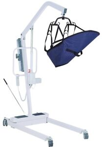 BRAND NEW IN BOX & USED- Electric Hoyer Patient Lift with Remote