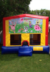 16X16 Bounce House For Sale