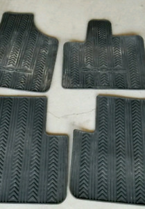 Dodge Grand Caravan fitted mats