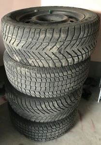 WINTER TIRES 235/55/17 FOR SALE
