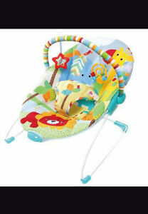 Baby Bouncer with Vibration Setting