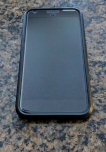 Google Pixel XL 32GB Black with Google Device Protection