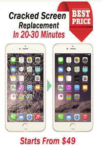 FIX YOUR PHONE ON SPOT VERY GOOD PRICE WHILE YOU WAITBROKEN SC