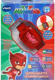 VTech PJ Masks Owlette Learning Watch