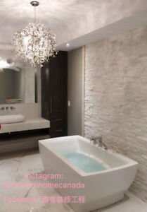 GTA Bathroom and kitchen remodeling