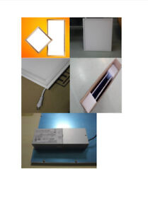 2X2,2X4 LED Panel light for sale