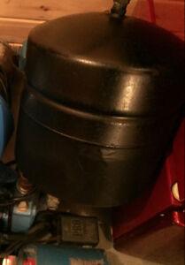 Bonbonne pour pompe à eau